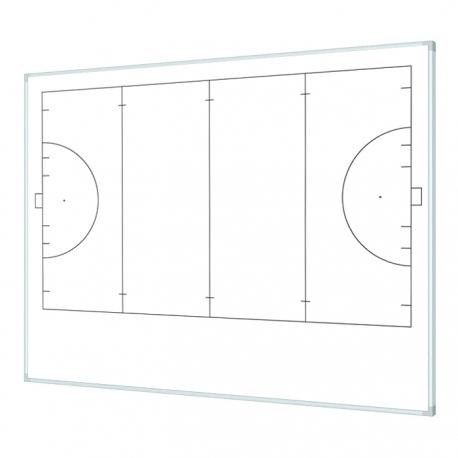 Boisko hokej na trawie 120x100cm