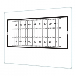 Boisko futbol amerykański 120x100cm
