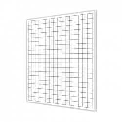Kratka 170x100cm tablica magnetyczna suchościeralna