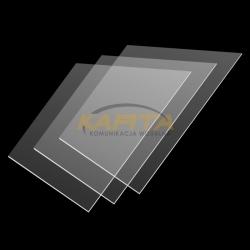 Formatka z plexi 4mm 60x70cm