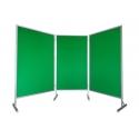 Tablica parawan trzymodułowy wolnostojący 3x100x170x190cm