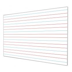 Linia dla klas 1-3, 170x100cm tablica magnetyczna suchościeralna